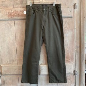 Banana Republic Straight Leg 35 x 30 Pants…